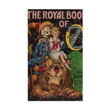 The Royal Book of Oz Decal