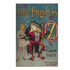 The Lost Princess of Oz Postcards (Package of 8)