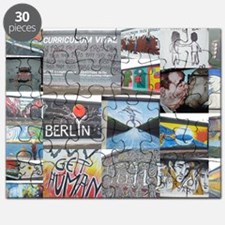 Berlin Wall Puzzle