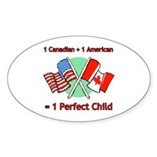 How to Make the Perfect Child Oval Bumper Stickers