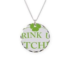 Saint Patricks Day Drinking Necklace