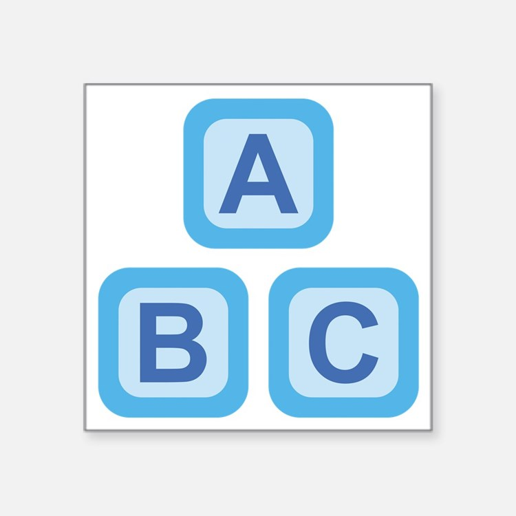Abc Block Bumper Stickers  Car Stickers, Decals, & More. Quotations Signs. Custom Vinyl. Colour Signs Of Stroke. Bath Signs Of Stroke. Evidence Signs Of Stroke. Heatstroke Signs. Tick Logo. Depression Quotes Signs Of Stroke