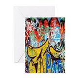 Graffiti Greeting Cards