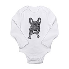 BIG FRENCHIE SKETCH Body Suit