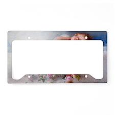 sp_Rectangular Canvas Pillow License Plate Holder
