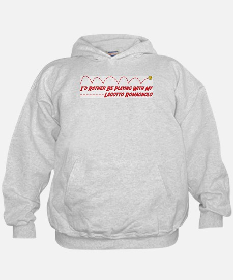 Lagotto Play Hoodie