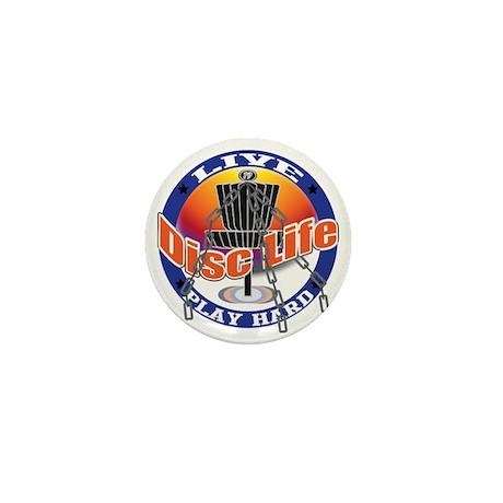 DiscLife1 Mini Button