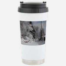 Glass Cutting Board Stainless Steel Travel Mug
