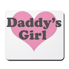 Daddys Girl Mousepad