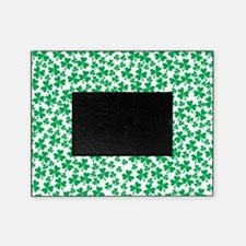 Four Leaf Clover - St Patricks Day Picture Frame
