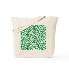 Four Leaf Clover - St Patricks Day Tote Bag