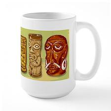 6 Classic Tiki Mugs
