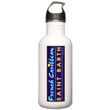 St. Barts French Carib Water Bottle