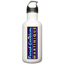 Martinique French Cari Water Bottle