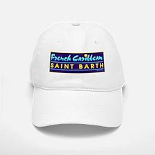 St. Barts French Caribbean Baseball Baseball Cap