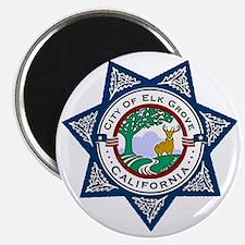 Elk Grove PD logo Magnet
