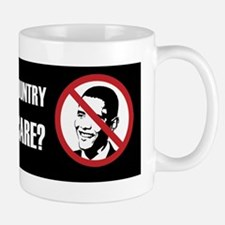 We Are Losing Our Country Mug