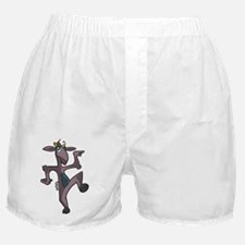 Dancing Goat Boxer Shorts