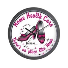 Home health care Wall Clock