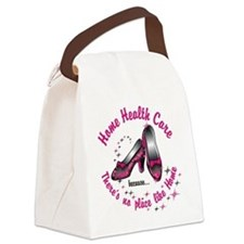 Home health care Canvas Lunch Bag