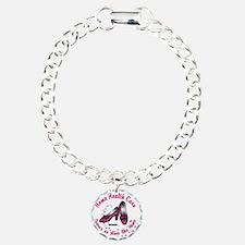 Home health care Charm Bracelet, One Charm