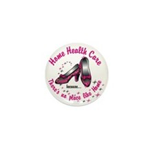 Home health care Mini Button