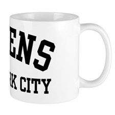 Queens New York City Mug