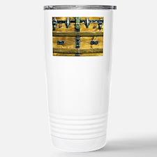 Steam Punk Steamer Trun Travel Mug