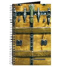 Steampunk Steam Trunk Nook Sleeve Journal