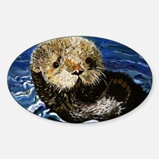 Sea Otter Decal