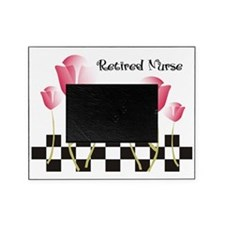 Retired Nurse A Picture Frame