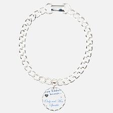 Team Edward Charm Bracelet, One Charm