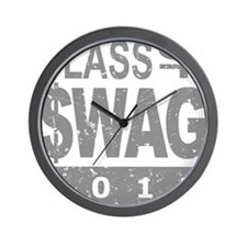 Class Of $WAG 2013 Wall Clock