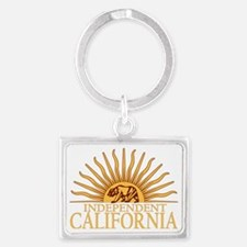 Independent California 2012 Landscape Keychain