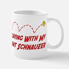 Schnauzer Play Mug