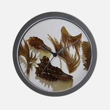 Conodont Element Models Wall Clock