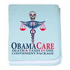 Obamacare baby blanket