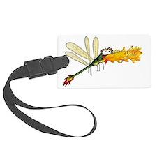 Dragon-Fly Luggage Tag