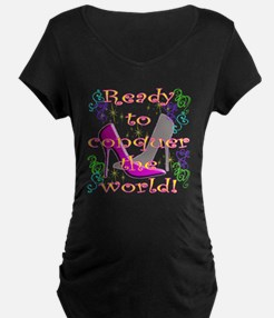 READY TO CONQUER THE WORLD T-Shirt