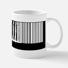 evolution-barcode-BScp Mug