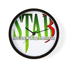 Stab 3 Logo Wall Clock