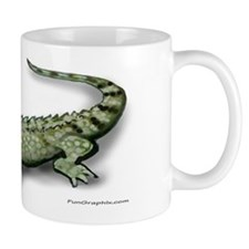 Crocodile mug Mugs