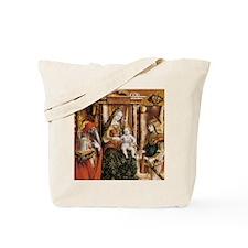 Carlo Crivelli Madonna Tote Bag