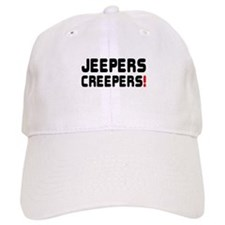 JEEPERS CREEPERS! Cap