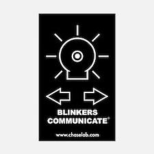 Blinkers Communicate