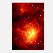 Trifid Nebula Postcards (Package of 8)