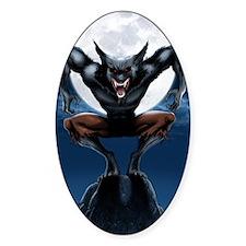Werewolf Decal