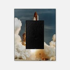 Launch of shuttle mission STS-70, Ju Picture Frame