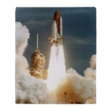 Launch of shuttle mission STS-70, Ju Throw Blanket