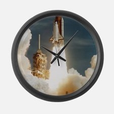 Launch of shuttle mission STS-70, Large Wall Clock